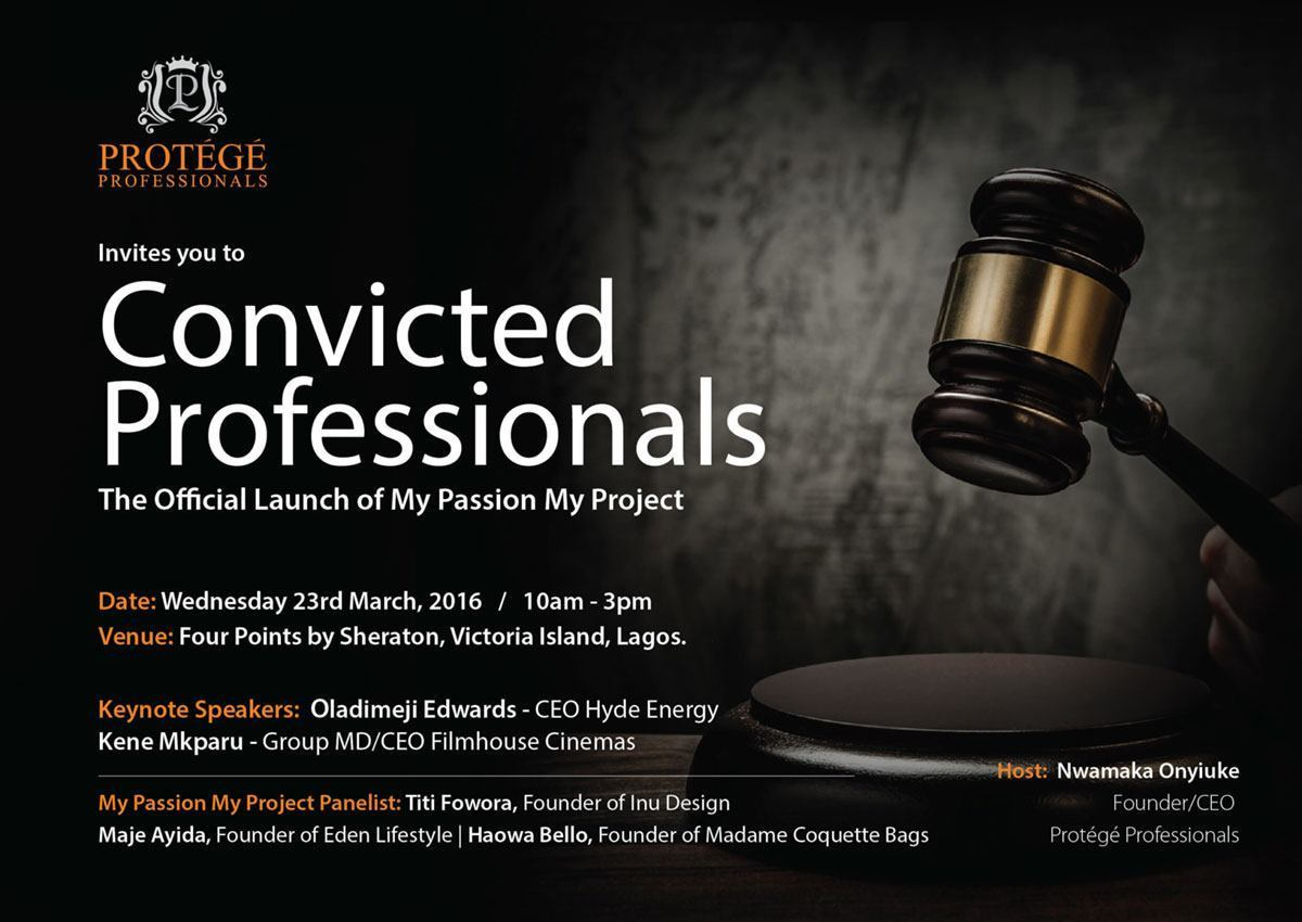Convicted Professionals 2016