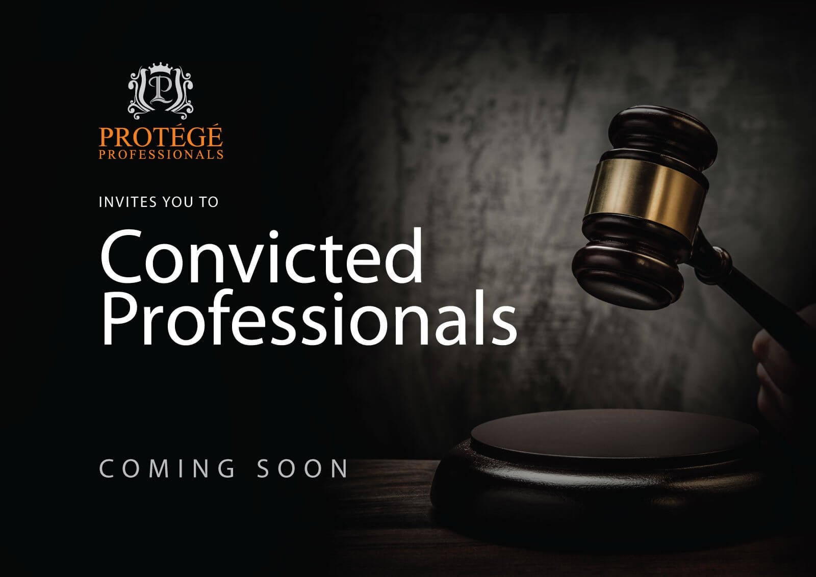 Protégé Convicted Professionals